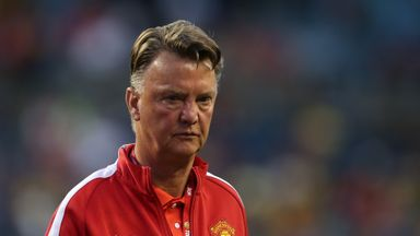 Louis van Gaal: Admits David de Gea