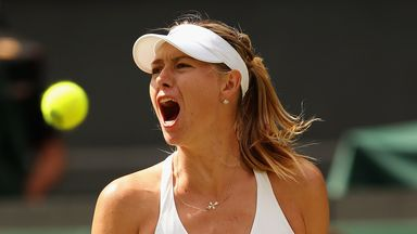 Maria Sharapova will not be featuring on the courts of Flushing Meadows this week