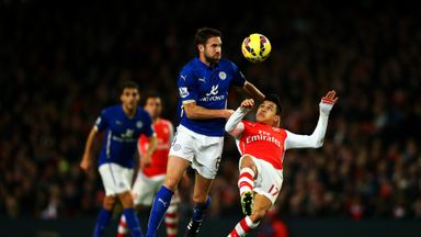 Matthew Upson spent last season in the Premier League with Leicester