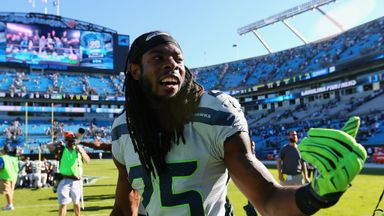 Richard Sherman: Features in the NFL Top 100 list