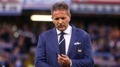 Sinisa Mihajlovic: Spent two years as Sampdoria boss