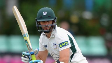 Daryl Mitchell: His double-century has put Worcestershire in command against Hampshire
