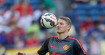 Bastian Schweinsteiger: Played just 15 times last season for Bayern