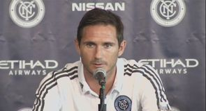 Lampard: NYC was easy choice