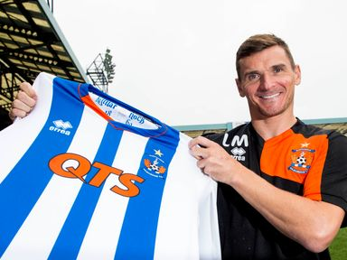 Lee McCulloch: Happy to be out of the spotlight