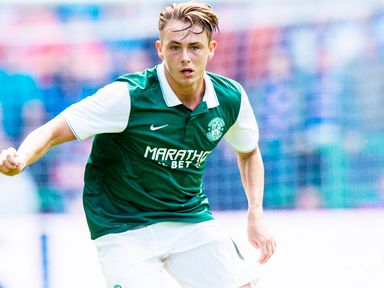 Hibernian insist Scott Allan will not be sold to Rangers