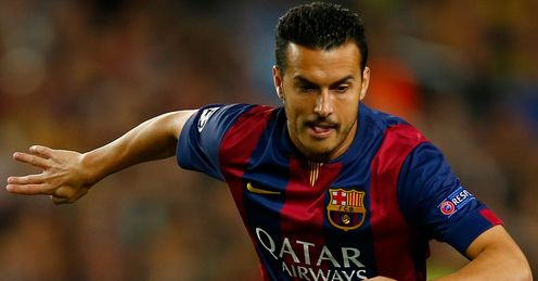 Pedro: Closing in on £22m United switch