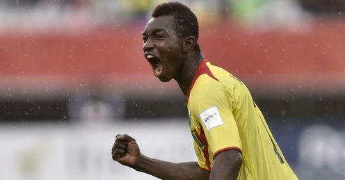 Adama Traore: Now on Villa's radar