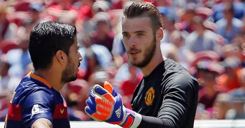 David De Gea: Could be set to leave Manchester United
