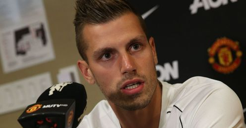 Morgan Schneiderlin: United new boy