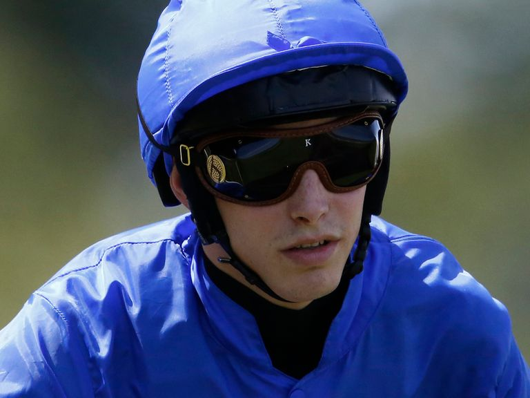 James Doyle takes the ride on Toormore for Godolphin