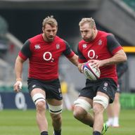 James Haskell (right) and Chris Robshaw need big games against Scotland, says Dean Ryan