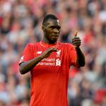 Christian Benteke: Proving to be a threat in the air for Liverpool