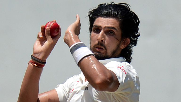 Sharma will join Sussex until June 4