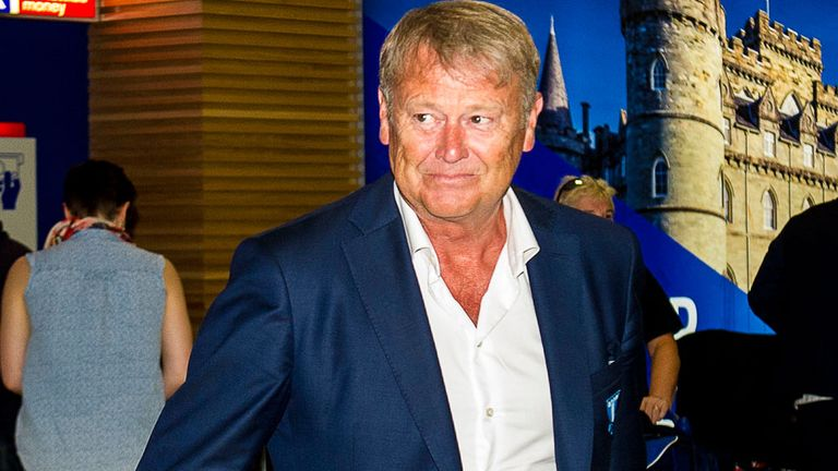 Age Hareide is taking charge of Malmo for the last time in the Champions League