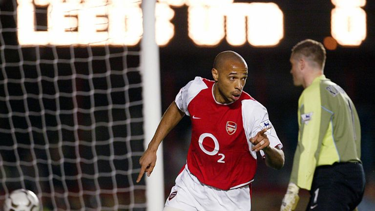 thierry henry transfer fee