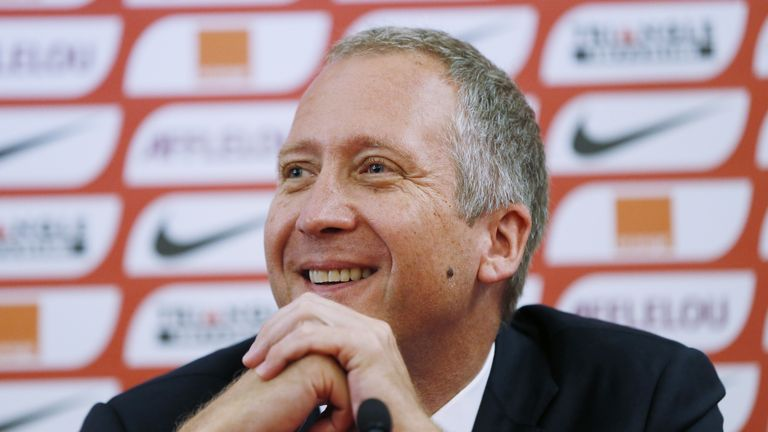 Monaco vice-president Vadim Vasilyev