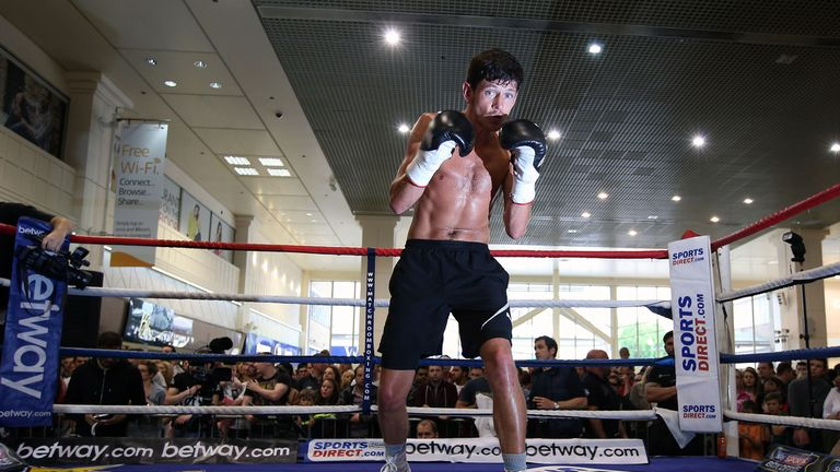 Jamie McDonnell boxes for financial reasons, says his trainer