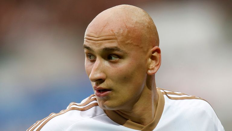 Jonjo Shelvey could leave the Liberty Stadium in the winter transfer window