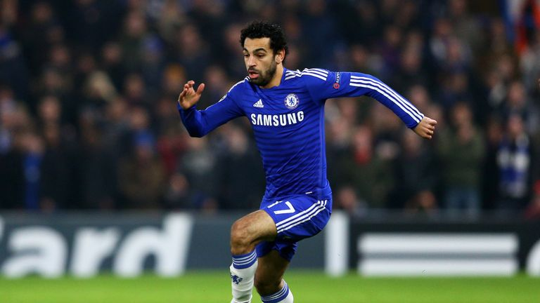 The Egypt international had a disappointing stay at Chelsea