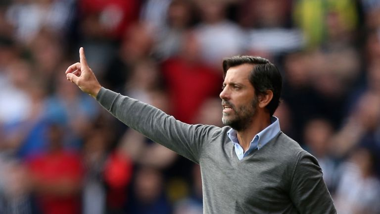 Espanyol head coach Quique Sanchez Flores was tight-lipped after qualifying for the quarter-finals of the Copa del Rey