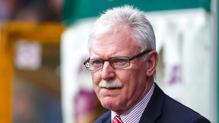 Ian Lenagan is the new EFL chairman
