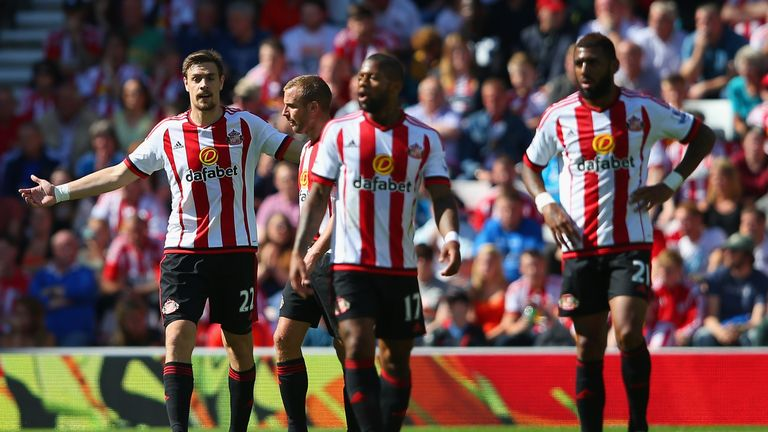 Paul Merson thinks Sunderland will be ripped apart by Swansea