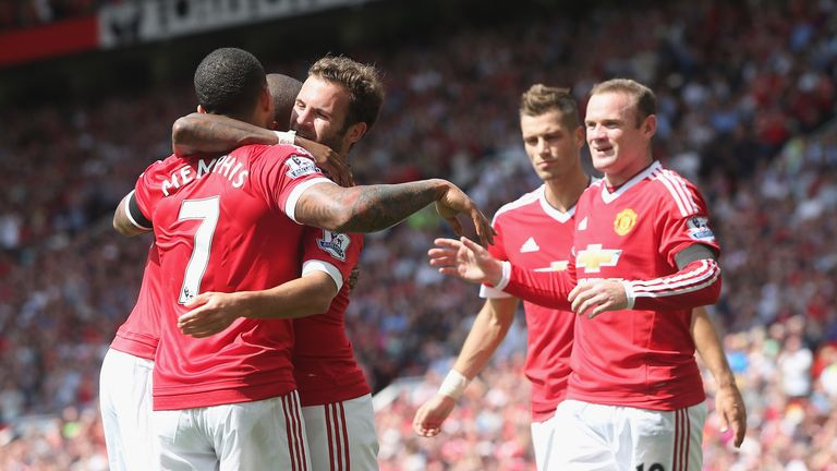 Manchester United started the season with an unconvincing 1-0 win over Spurs
