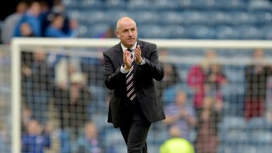Mark Warburton wants to add value to his Rangers squad in January