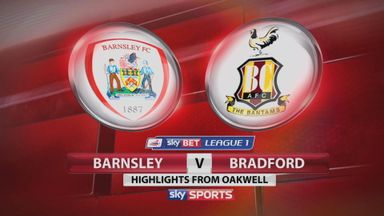 Barnsley 0-0 Bradford