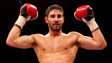 Frank Buglioni is working towards a second world title fight