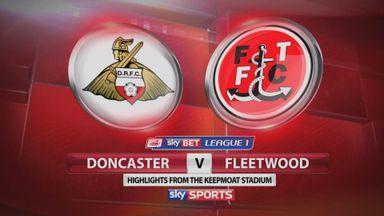 Doncaster 2-0 Fleetwood