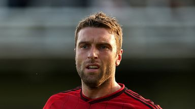 Rickie Lambert last played for England in November 2014
