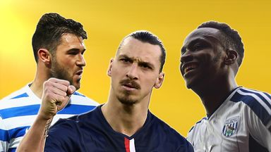 Will Charlie Austin, Zlatan Ibrahimovic or Saido Berahino be Deadline-Day movers?