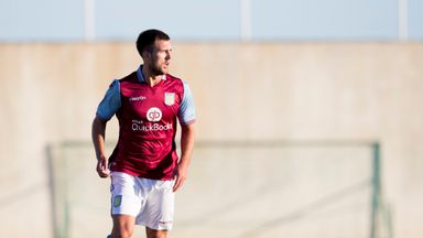 Gary Gardner is hoping to make a big impact in the top flight this season