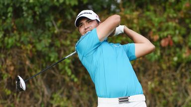 Jason Day fired a third-round 63 at Plainfield