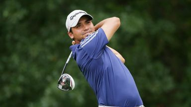 Jason Day continued his form from recent wins in Canada and at Whistling Straits