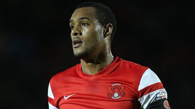 Jay Simpson netted for Leyton Orient