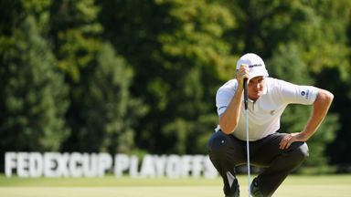 Justin Rose: Looking set to miss the cut at The Barclays