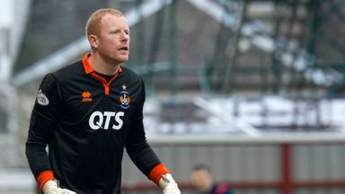 Craig Samson has joined Motherwell until the end of the season