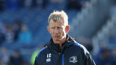 Leinster's new head coach Leo Cullen is confident he will succeed