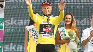 Marcel Kittel will say goodbye to Team Giant-Alpecin at the end of the season