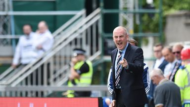Rangers manager Mark Warburton has started his time at Ibrox with eight wins in succession