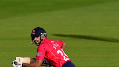 Essex batsman Ravi Bopara scored 82 in the victory over Middlesex