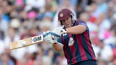 Richard Levi has been a big hit in one-day cricket for Northants