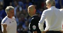Jose Mourinho: Chelsea boss regularly has spats with Arsene Wenger