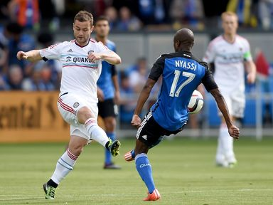 Shaun Maloney scores in MLS game against FC Dallas