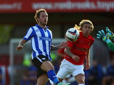 Stevie May has joined Preston from Sheffield Wednesday