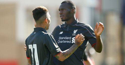 Christian Benteke: Among several new Liverpool signings