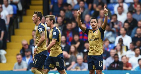 Arsenal: Backed to win at Newcastle